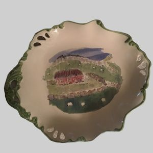 Pfaltzgraff Merriweather Cottage Serving Platter